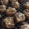 Cómo hacer chocolate blanco cereza galletas de la calabaza