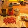 Cómo hacer la salsa de carne blanca con las setas