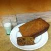Cómo hacer trigo integral Pan de plátano