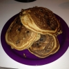 Cómo hacer Whole Wheat Pancakes Vainilla