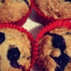 Cómo hacer Muffins integrales Banaberry!