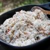 ¿Cómo hacer ensalada Yogur Arroz