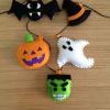 Cómo hacer sus propias decoraciones de Halloween