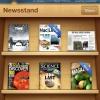 Cómo administrar suscripciones Newsstand en el iPhone