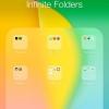 Cómo dominar Carpetas Infinite en iOS 7 (Sin Jailbreak)