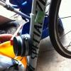 Cómo montar una iM227 altavoz Altec Lansing en una bici