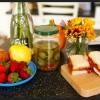 Cómo empacar un seguro y satisfactorio de Almuerzos Escolares