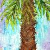 Cómo pintar un árbol de Palmetto
