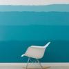 Cómo pintar una pared Ombre