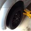 Cómo pintar pinzas Audi TT