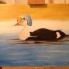 Cómo pintar Rey Eiden Drake con los dedos