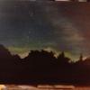 Cómo pintar Vía Láctea Durante Shenandoah con los dedos