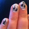 Cómo pintar Musical Nails