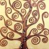 Cómo pintar Árbol de la Vida en el estilo de Gustavo Klimt
