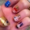 Cómo pintar las uñas con un doctor Who Diseño