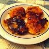 Cómo Pan plátanos chamuscadas con miel cruda - Sin Gluten