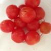 Cómo Pelar los tomates de cereza en 20 segundos