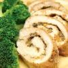 Cómo Pesto Chicken Roll-Ups Receta