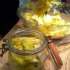 Cómo Conserve en vinagre la col (Camboya-Style)