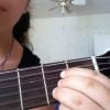 Cómo jugar de Taylor Swift cubierta Viva La Vida en la guitarra
