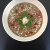Cómo preparar sopa de lentejas .. Saludable