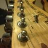 Cómo bloquear correctamente su Cuerdas de guitarra