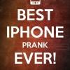 Cómo Saque el mejor iPhone Prank Alguna vez