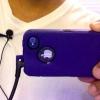 Cómo grabar vídeo con el Mic externa para el iPhone