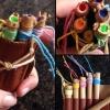 Cómo reciclar viejos Crayons (Crear Ones Embellished)
