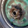 Cómo reemplazar Sello de aceite De Leaky Neumático de Straight Isuzu