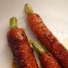 Cómo asar Zanahorias