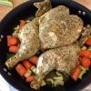 Cómo asar pollo! Muy simple y delicioso