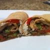 Cómo asar verduras y hacer un Wrap Sandwich Veggie
