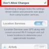 Cómo proteger iPhone Así GPS no se puede apagar en caso de robo