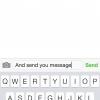 Cómo enviar un SMS a un grupo / lista de contactos con Ios7