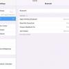 Cómo configurar Bluetooth en el iPad