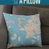 Cómo coser una almohada | Hacer Cubiertas cojín DIY