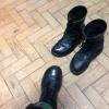 Cómo limpiar zapatos o botas