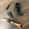 Cómo acortar un cable de alimentación