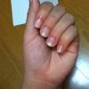 Cómo Sparkle francés Nails