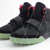 Cómo detectar la falsificación Nike Yeezy 2 de