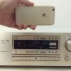 Cómo transmitir música desde iPhone 6 A través de Home Stereo
