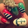 Cómo Summertime Náutico Nails