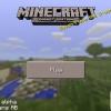 Cómo sobrevivir a la primera noche en Minecraft: PE Edition.