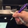 Cómo enseñar a un niño a sostener un lápiz