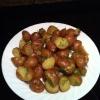 Cómo El lado perfecto - patatas asadas en el microondas