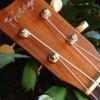 Cómo ajustar su ukulele en Cuatro Pasos