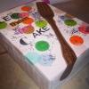 Cómo upcycle Cajas de cereales en bolsas de regalo