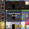 Cómo utilizar Acceso Guiado por razones de seguridad