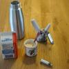 Cómo utilizar la crema batida Sifón